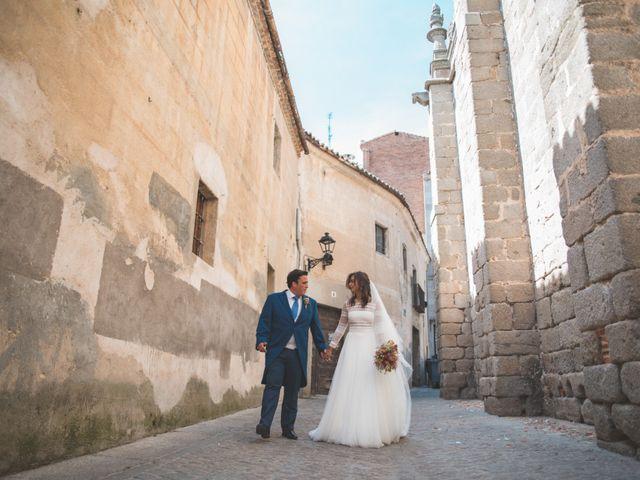 La boda de Antonio y Maria en Ávila, Ávila 46