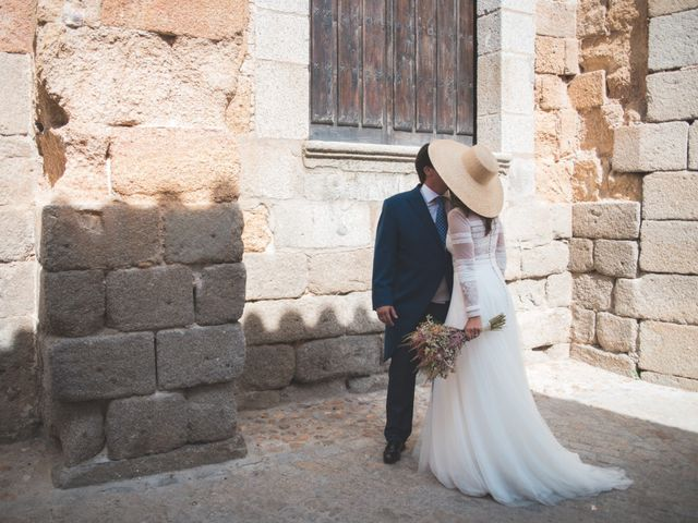 La boda de Antonio y Maria en Ávila, Ávila 49