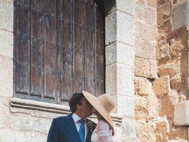 La boda de Antonio y Maria en Ávila, Ávila 50