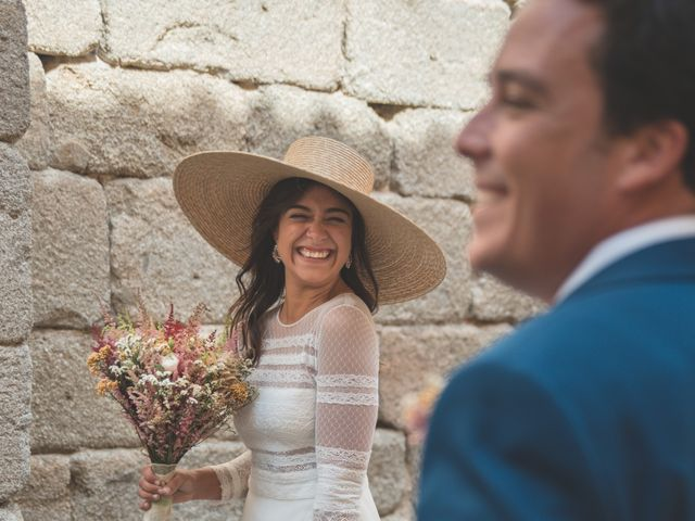 La boda de Antonio y Maria en Ávila, Ávila 57