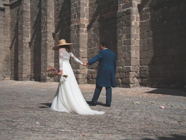 La boda de Antonio y Maria en Ávila, Ávila 59