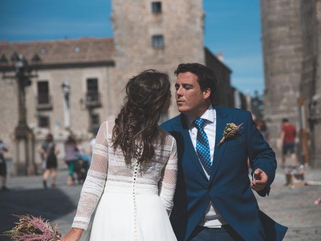 La boda de Antonio y Maria en Ávila, Ávila 60