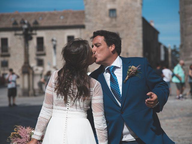 La boda de Antonio y Maria en Ávila, Ávila 61
