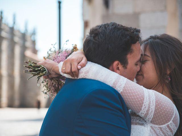 La boda de Antonio y Maria en Ávila, Ávila 62