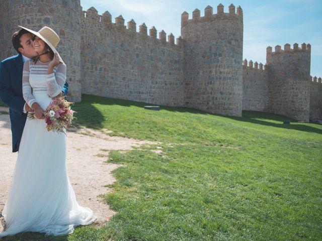 La boda de Antonio y Maria en Ávila, Ávila 64