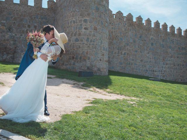 La boda de Antonio y Maria en Ávila, Ávila 65