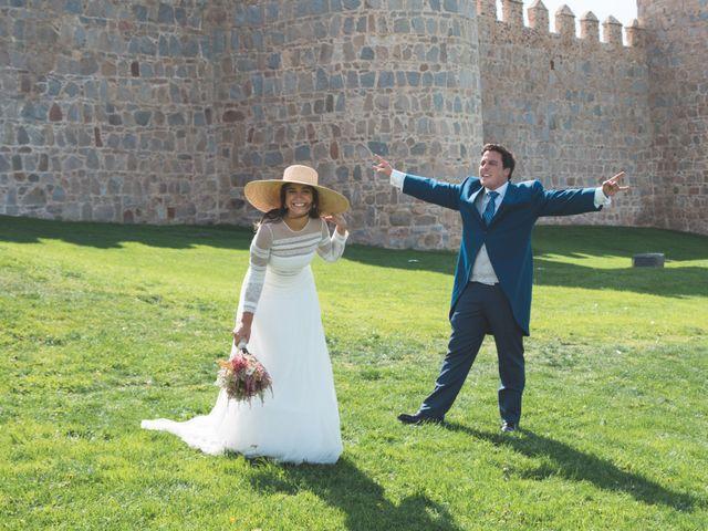 La boda de Antonio y Maria en Ávila, Ávila 70