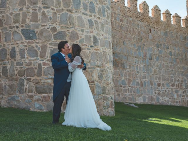La boda de Antonio y Maria en Ávila, Ávila 71