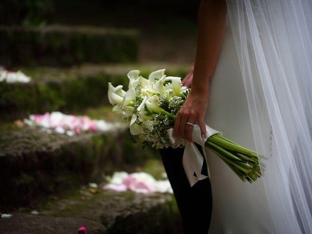 La boda de Cristian y Evelyn en Olot, Girona 28