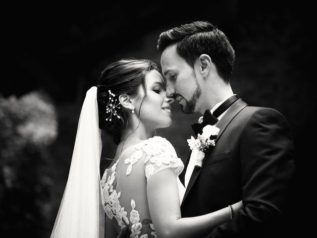La boda de Cristian y Evelyn en Olot, Girona 30