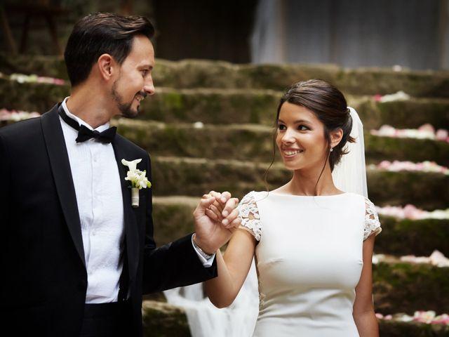 La boda de Cristian y Evelyn en Olot, Girona 31