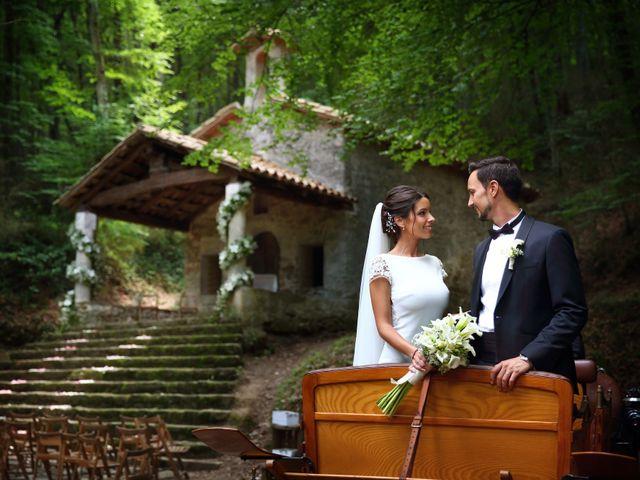 La boda de Cristian y Evelyn en Olot, Girona 33