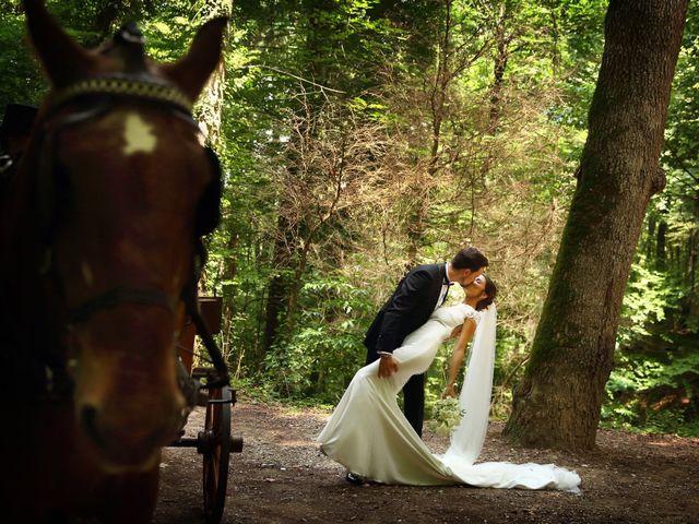 La boda de Cristian y Evelyn en Olot, Girona 34
