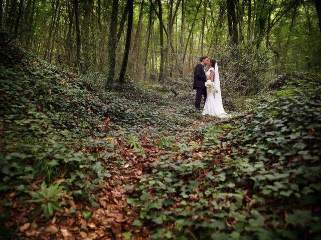 La boda de Cristian y Evelyn en Olot, Girona 35