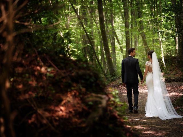 La boda de Cristian y Evelyn en Olot, Girona 36