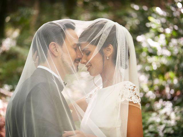 La boda de Cristian y Evelyn en Olot, Girona 39