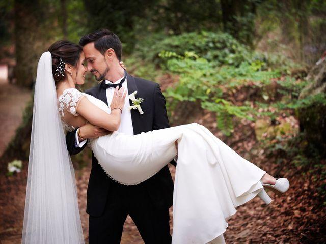 La boda de Cristian y Evelyn en Olot, Girona 41