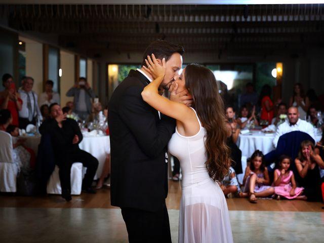 La boda de Cristian y Evelyn en Olot, Girona 47