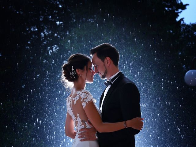 La boda de Cristian y Evelyn en Olot, Girona 48