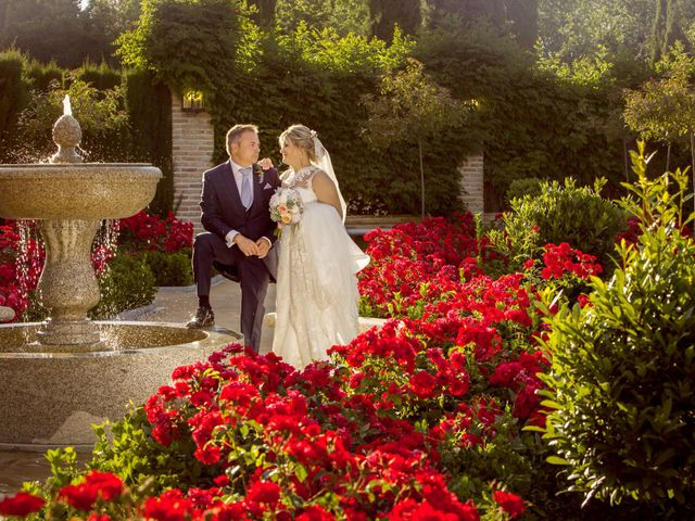 La boda de Mario y Cristina en Toledo, Toledo 20
