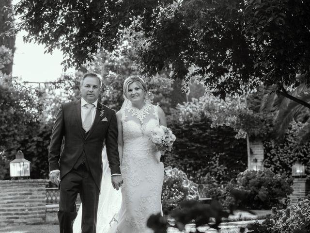 La boda de Mario y Cristina en Toledo, Toledo 22