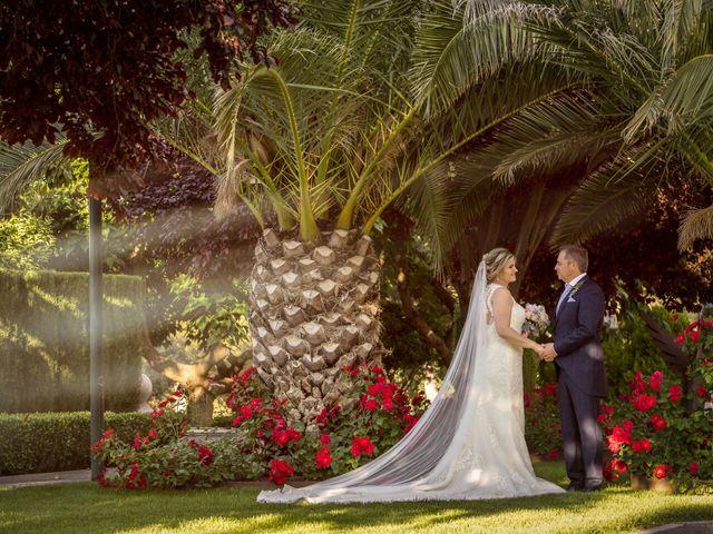 La boda de Mario y Cristina en Toledo, Toledo 24