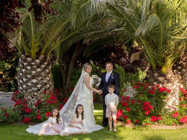 La boda de Mario y Cristina en Toledo, Toledo 25