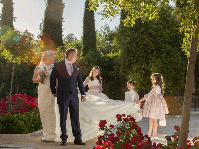 La boda de Mario y Cristina en Toledo, Toledo 27