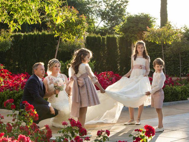 La boda de Mario y Cristina en Toledo, Toledo 28