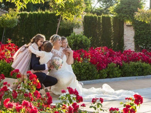 La boda de Mario y Cristina en Toledo, Toledo 29