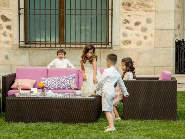 La boda de Mario y Cristina en Toledo, Toledo 36