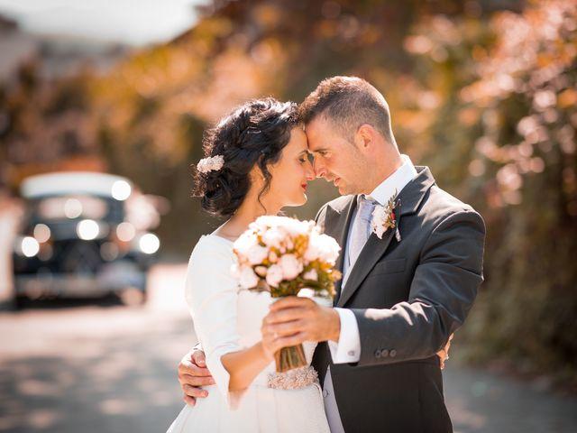 La boda de Fres y Alberto