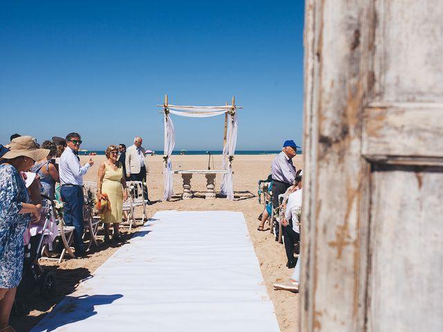 La boda de Manu y Araceli en El Palmar, Cádiz 33