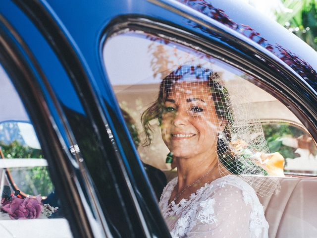 La boda de Manu y Araceli en El Palmar, Cádiz 1