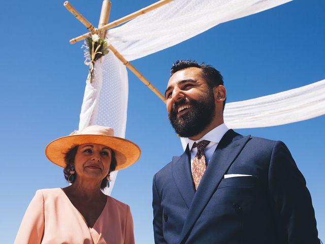 La boda de Manu y Araceli en El Palmar, Cádiz 35