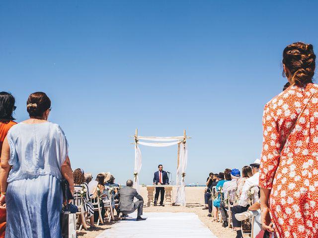 La boda de Manu y Araceli en El Palmar, Cádiz 38