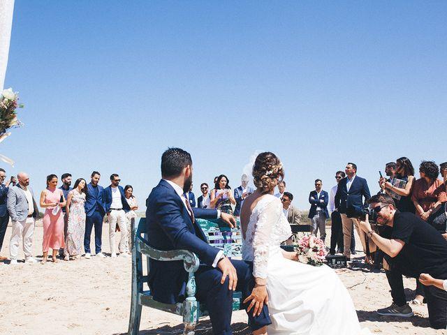 La boda de Manu y Araceli en El Palmar, Cádiz 39