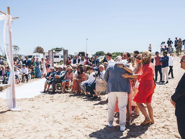 La boda de Manu y Araceli en El Palmar, Cádiz 40