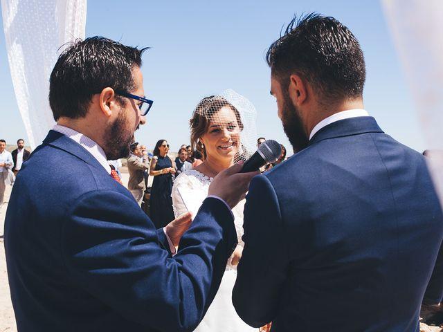 La boda de Manu y Araceli en El Palmar, Cádiz 42