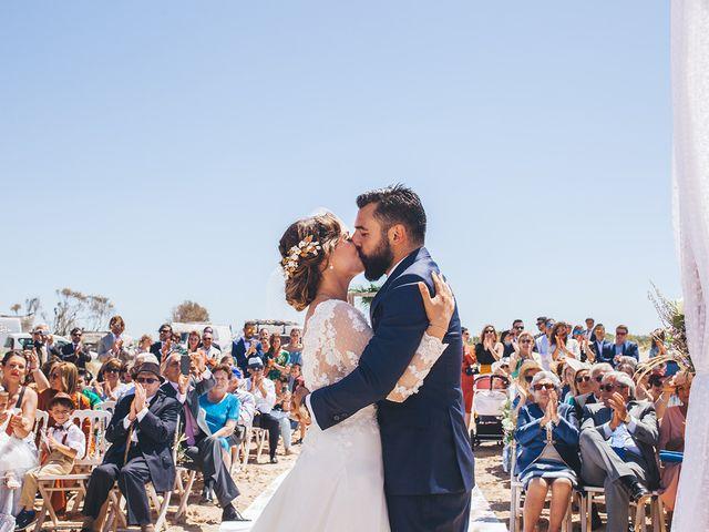 La boda de Manu y Araceli en El Palmar, Cádiz 44
