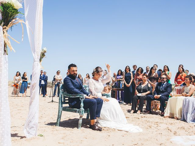 La boda de Manu y Araceli en El Palmar, Cádiz 45
