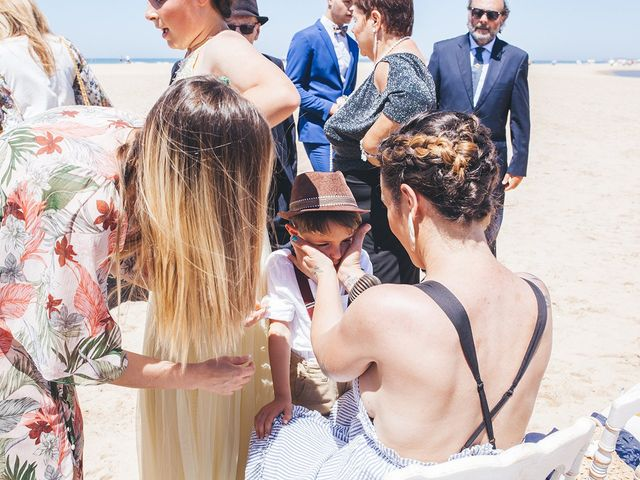 La boda de Manu y Araceli en El Palmar, Cádiz 47