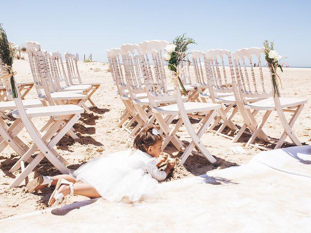 La boda de Manu y Araceli en El Palmar, Cádiz 48