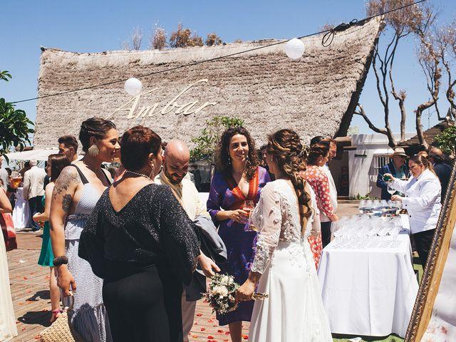 La boda de Manu y Araceli en El Palmar, Cádiz 49