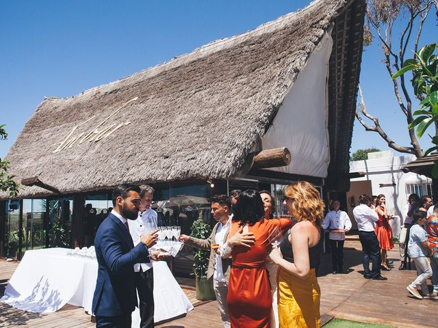 La boda de Manu y Araceli en El Palmar, Cádiz 50