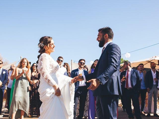 La boda de Manu y Araceli en El Palmar, Cádiz 54