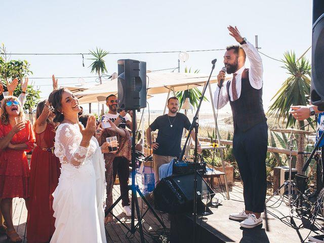 La boda de Manu y Araceli en El Palmar, Cádiz 59
