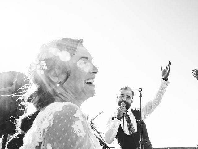 La boda de Manu y Araceli en El Palmar, Cádiz 2
