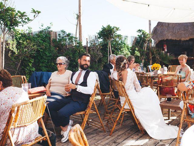 La boda de Manu y Araceli en El Palmar, Cádiz 60