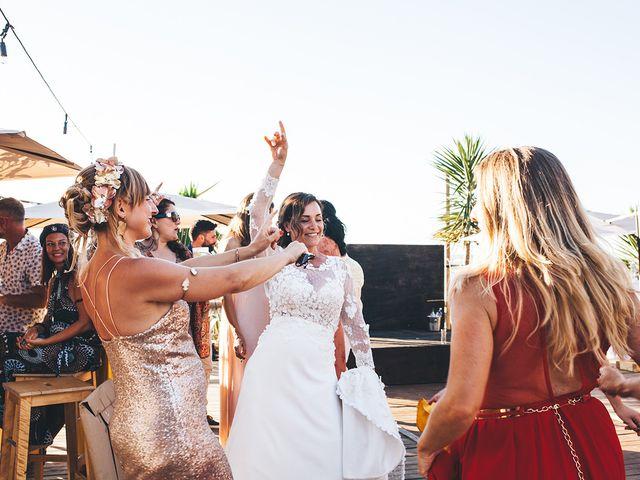 La boda de Manu y Araceli en El Palmar, Cádiz 62